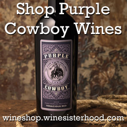 Shop Purple Cowboy Wines