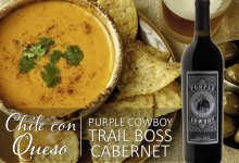 Queso & Cab, a Match Made in Heaven