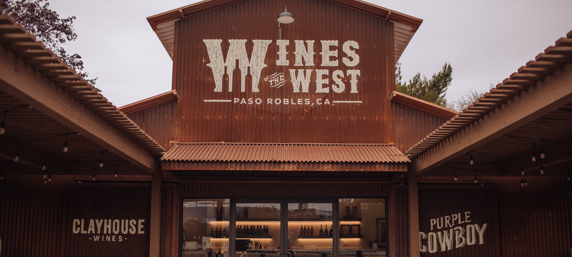 Wines of the West Wine Shop